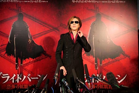 YOSHIKIが超話題のハリウッド映画『ブライトバーン』の公開イベントに登場 (1)