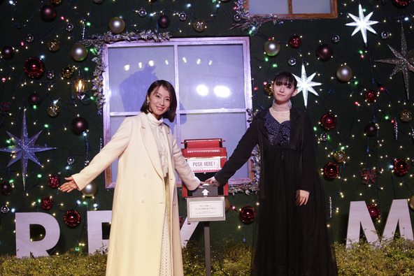 「aoyama christmas circus by avex」の模様(1)