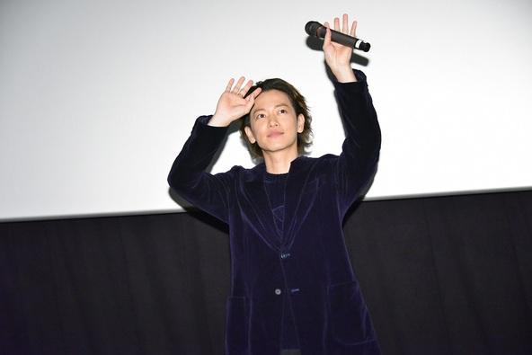 佐藤健と白石和彌監督が次回作の構想に言及「アクションものの時代劇もいいかも」 映画『ひとよ』ティーチイン・イベント