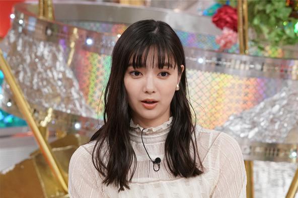 『衝撃のアノ人に会ってみた!』〈ゲスト〉新川優愛 (c)NTV