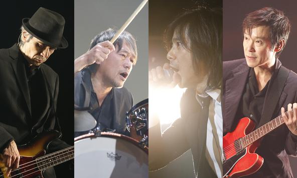 エレファントカシマシ、新年の始まりを告げる恒例のライブをWOWOWで生中継! (1)