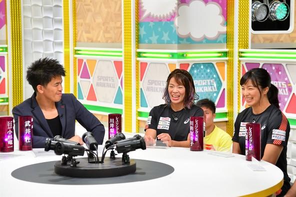 東京五輪レスリング女子代表の川井梨紗子が、五輪4連覇の伊調馨との死闘は「幸せな場所」だったと激白。 (1)