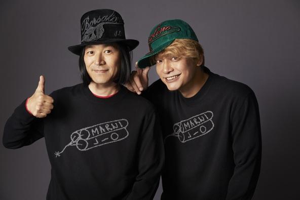 香取慎吾氏とスタイリスト祐真朋樹氏がディレクターを務める『JANTJE_ONTEMBAAR』の「Special Men's Selling-1st-」ストライプデパートメントで11月21日0時より販売 (1)