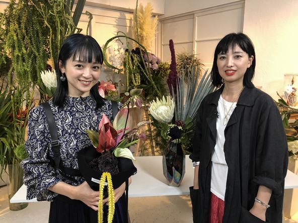 『SWITCHインタビュー 達人達』安達祐実×宇田陽子(1) (c)NHK