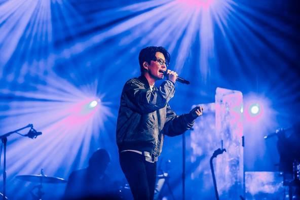 『星野源 POP VIRUS World Tour』上海National Exhibition & Convention Center Hong Arena公演 (c)撮影=西槇太一