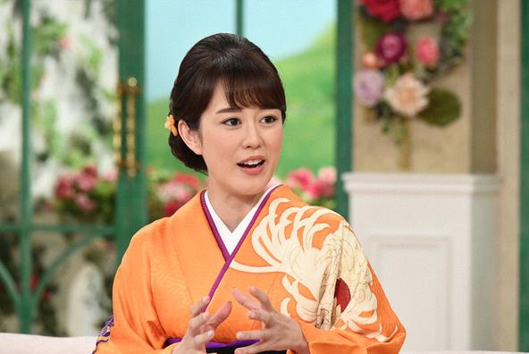 『徹子の部屋』〈ゲスト〉丘みどり (c)テレビ朝日