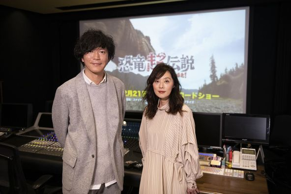NHK人気自然番組の劇場版『恐竜超伝説 劇場版ダーウィンが来た!』 公開日が2020年2月21日(金)に決定!さらに、田辺誠一さん・大塚寧々さんによるナレーションも決定!