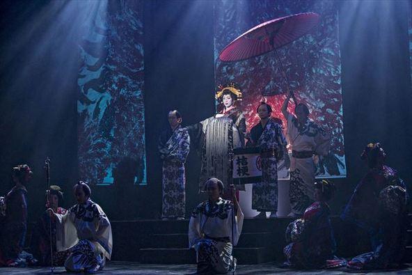 (左から)早乙女友貴、早乙女太一、木村 了 (c)撮影:橋本雅司