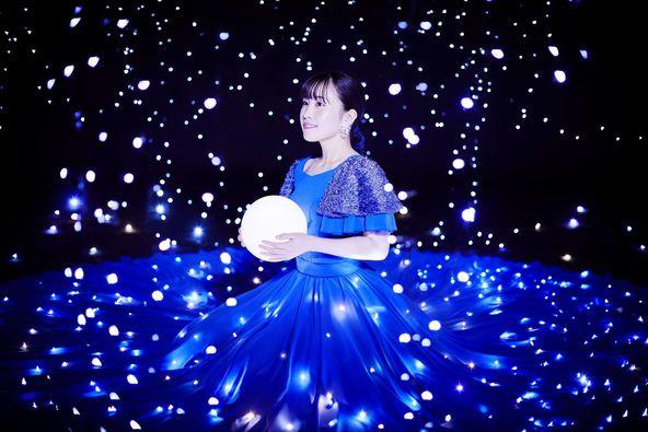 鈴木みのり4thシングル『夜空』新アーティスト写真
