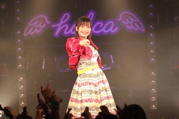 halcaンマンライブ『halca 4th LIVE Help Me!!!! 〜CRAB QUATTRO〜』より (c)Photo by 中村ユタカ