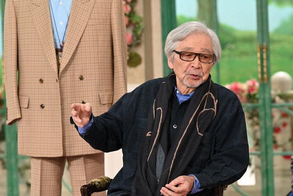 『徹子の部屋』〈ゲスト〉山田洋次 (c)テレビ朝日