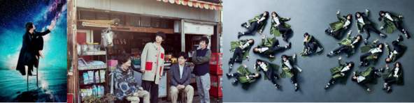 天月-あまつき-、sumika、欅坂46が生出演!毎日がスペシャルな1週間をお届け!『SCHOOL OF LOCK!』 (1)