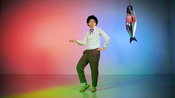 美術作品を題材にしたユニークなNHK Eテレの「びじゅチューン!」新曲16曲+特典映像を加えたDVD BOOK 待望の第5弾が来春3月4日に発売!! (1)