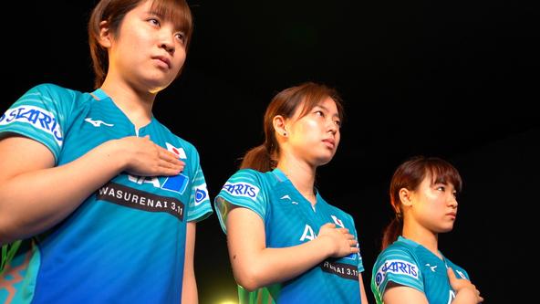 〈地上波放送決定!!〉東京五輪代表 最終選考大会 卓球グランドファイナル2019 (1)  (C)テレビ東京