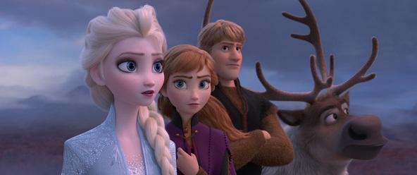 『アナと雪の女王2』国内興収がディズニー・アニメ史上最速で60億円を突破 世界興収は1,000億円目前 (C)2019 Disney. All Rights Reserved.
