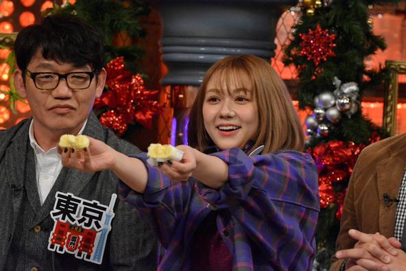 『秘密のケンミンSHOW&ダウンタウンDX合体SP』〈ゲスト〉村重杏奈(HKT48)、飯尾和樹(ずん) (c)NTV