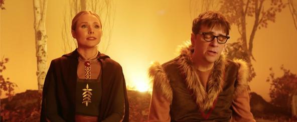 『アナ雪2』クリストフをウィーザーのリヴァース・クオモが熱演!アナ役クリステン・ベルも登場する「恋の迷い子」MVを公開
