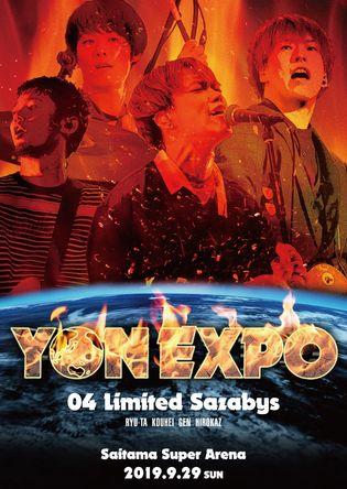 04 Limited Sazabys『YON EXPO』