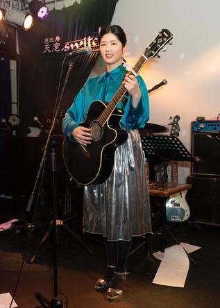 伊藤美裕が2019年を締めくくるワンマンライブ。1stアルバム「AWAKE」収録曲など全16曲熱唱 (1)