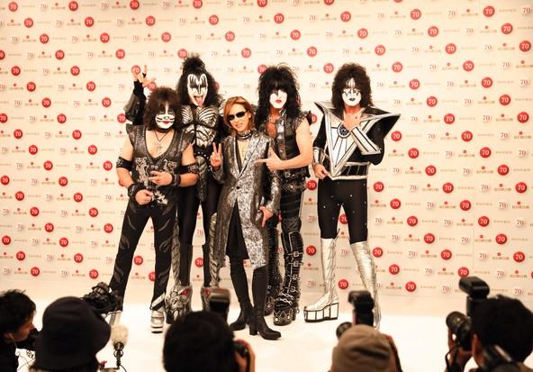 YOSHIKI、『YOSHIKI feat. KISS <YOSHIKISS>』として紅白出場決定!伝説のロックバンドKISSと夢の共演 (1)
