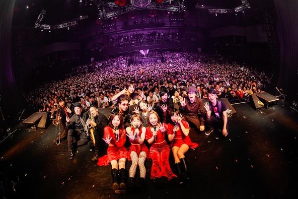 ツアーファイナルで涙の発表!フィロソフィーのダンスがソニー・ミュージックよりメジャーデビュー!  (1)
