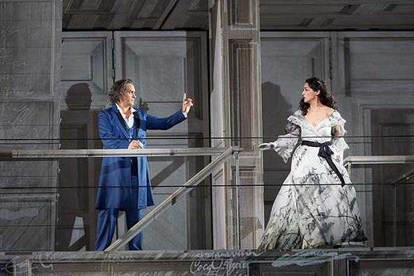 英国ロイヤル・オペラ・ハウス シネマシーズン 2019/20 開幕1作目はモーツァルトのオペラ『ドン・ジョヴァンニ』