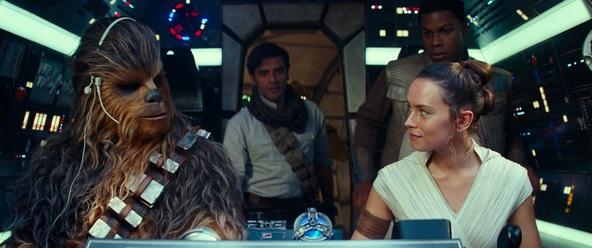 『スター・ウォーズ』約40年前から現在まで NGシーンやメイキング、インタビュー映像を収めた特別映像を公開 (C)2019 Lucasfilm Ltd. All Rights Reserved.