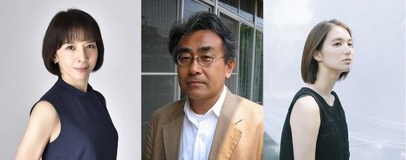 (左から)霧矢大夢 水谷八也 山田由梨 (山田由梨(C) KENGO KAWATSURA)