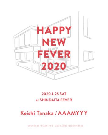 HAPPY NEW FEVER 2020