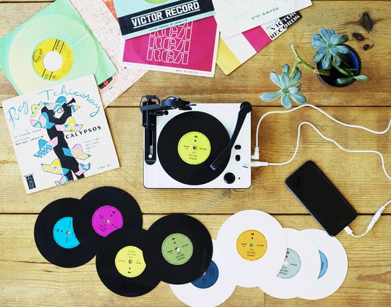 スマホをつないで自宅でオリジナルレコードをつくれる組立キット『大人の科学マガジン トイ・レコードメーカー』通常版&Amazon限定版の発売が決定! (1)