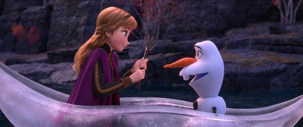 神田沙也加の「わたしにできること」歌唱映像を公開!『アナと雪の女王2』国内興収は86億円に到達 (C)2019 Disney. All Rights Reserved.