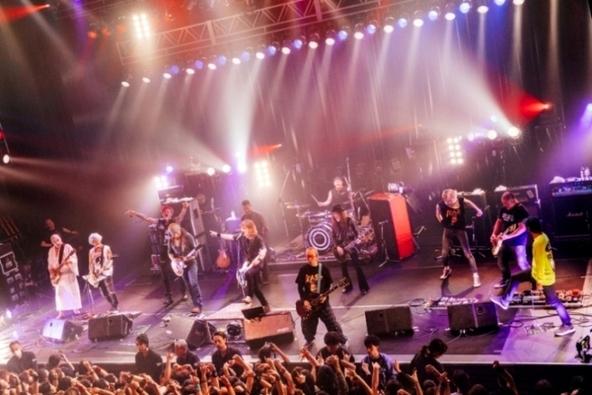 J 『放火魔大暴年会』でPATA(X JAPAN/Ra:IN )、和嶋慎治(人間椅子)、藤田高志(DOOM)ら総勢12名の大セッション