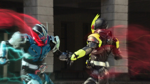 『仮面ライダー 令和 ザ・ファースト・ジェネレーション』から、J×Takanori Nishikawaによる主題歌PVが解禁に 「ゼロワン&ジオウ」製作委員会 (C)石森プロ・テレビ朝日・ADK EM・東映