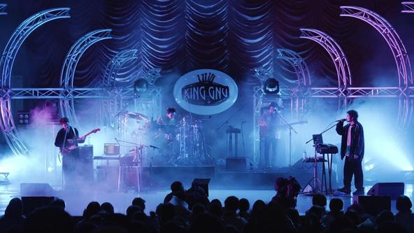 King Gnu 初の日比谷野音公演をWOWOWスペシャルプログラムとして1/12オンエア!
