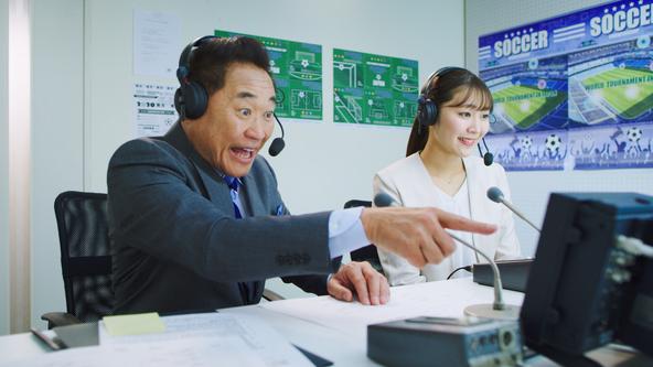 Sony Bank WALLET の新TV-CM『松木 安太郎さん解説』篇 放映開始