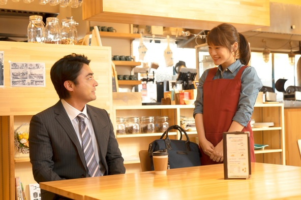 映画『ステップ』山田孝之、川栄李奈 (c)2020映画『ステップ』製作委員会
