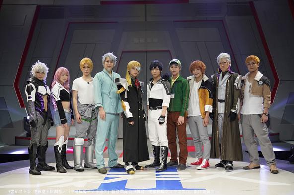 校條拳太朗主演舞台『宇宙戦艦ティラミスII』東京公演が開幕 ゲネプロ写真が到着