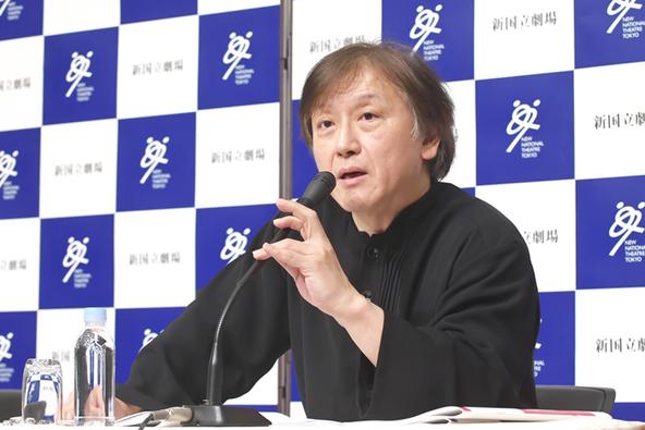 大野和士 新国立劇場オペラ部門芸術監督 (c)(撮影:長澤直子)
