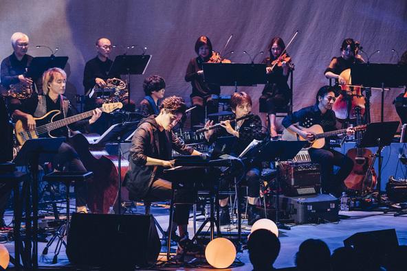 林ゆうき 作家活動10周年コンサートのライブレポートが到着 (1)