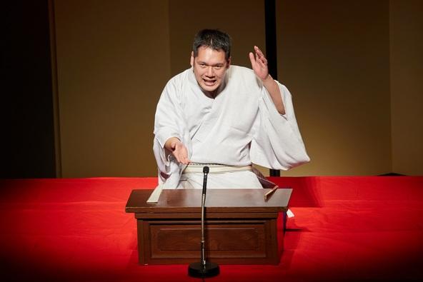 """神田松之丞、""""伯山""""ゆかりの浮世絵と登場! 『UKIYO-E 2020』プレイベントレポート"""