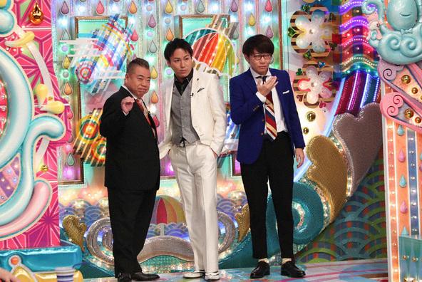 『アメトーーク!』マセキ3兄弟(出川哲朗、狩野英孝、小宮浩信(三四郎)) (c)テレビ朝日