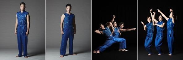 『鼓童×ロベール・ルパージュ〈NOVA〉』衣装デザイナー キム・バレットの最新インタビューが公開 (c)撮影:岡本隆史