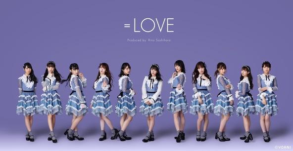 話題のアイドルグループ「=LOVE(イコールラブ)」と人気キャラクター「シナモロール」が夢のコラボレーション!サンリオバレンタインPOP-UPショップ開催 (1)