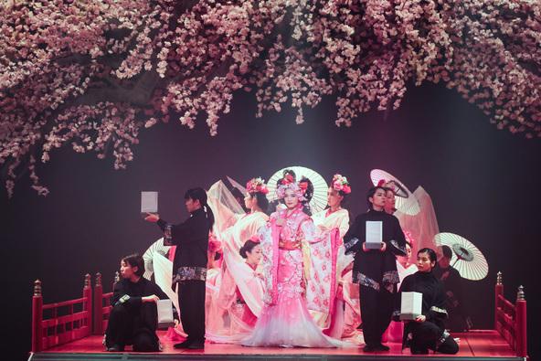イマーシブシアター『サクラヒメ』~『桜姫東文章』より~ 撮影=田浦ボン
