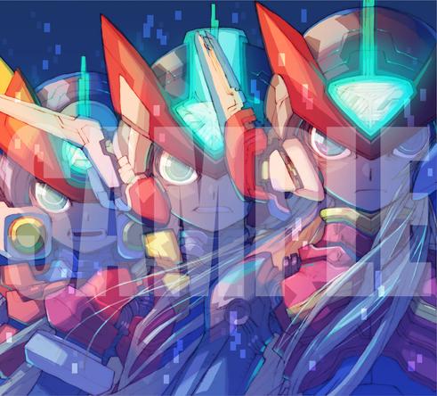 「ロックマン ゼロ&ゼクス サウンドBOX」発売決定 (1)  (C)CAPCOM CO., LTD. 2020 ALL RIGHTS RESERVED.