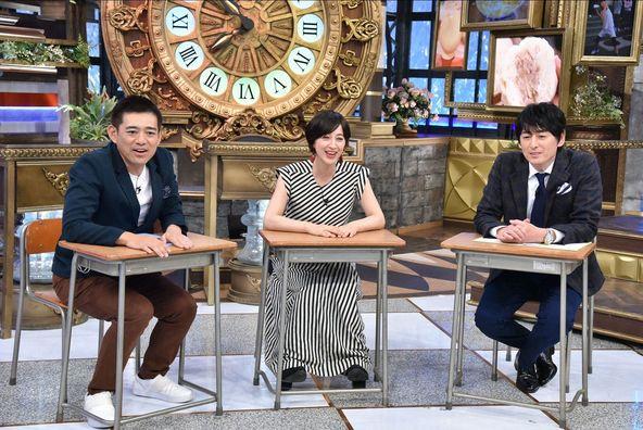 『教えてもらう前と後』滝川クリステル,、博多華丸・大吉 (c)TBS
