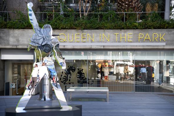 あの「ボヘミアン・ラプソディ」のMVに出演できちゃう激レア体験も!『#013 QUEEN IN THE PARK 〜クイーンと遊ぼう〜』レポート