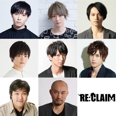 (上段左から)山田ジェームス武、櫻井圭登、荒木健太朗 (中段左から)長江崚行、吉岡佑、碕理人 (下段左から)山岸拓生、タイソン大屋