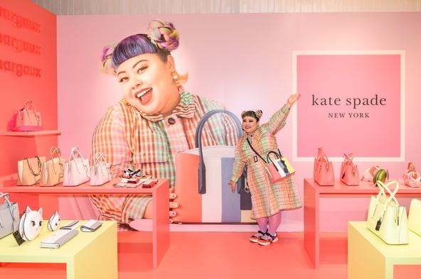 KATE SPADE NEW YORKは、渡辺 直美さん、グローバルアンバサダー就任発表会を開催