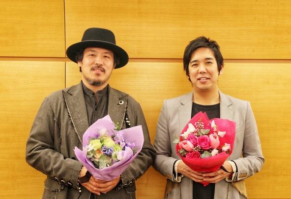 「FLOWER VALENTINE with J-WAVE」スタート! スキマスイッチ「未来花(ミライカ)for Anniversary」 キャンペーンソングに決定 (1)